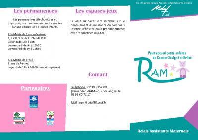 Plaquette RAM